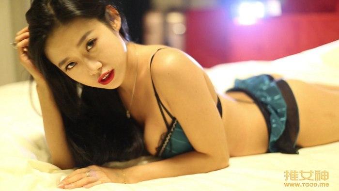 [TGOD推女神]2014-12-05 Luvian本能 沙巴旅拍 花絮MV[1V/74.4M]